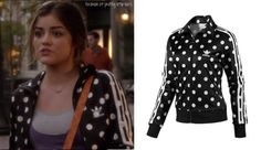 Adidas Originals Polka Dot Firebird Jacket - No longer available - Might be able to find it on ebay ( will update when i find a link)