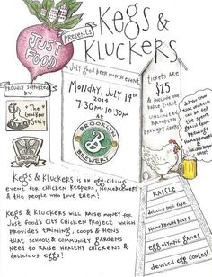Tis the season for @justfood Kegs & Cluckers! At @BrooklynBrewery next week! pic.twitter.com/1hM5MIctAx
