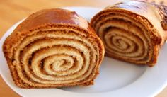 POTICA - A Slovenian (southeastern European) pastry, made with a yeast dough & walnut filling.  Detailed photos of process. | Joe Pastry