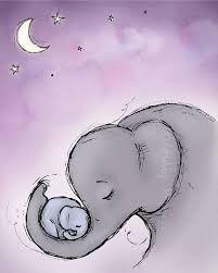 Resultado de imagem para cute elephant drawing
