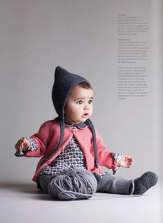 The perfect outfit for numerous Christmas outings! Styling by Alison Fitzpatrick for Baby London Winter 2011. Caramel baby & child.