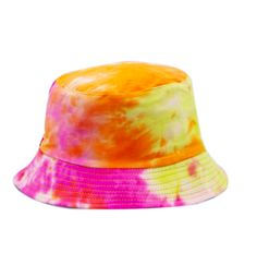 Bones Tumblr, Tie Day, Mens Bucket Hats, Tie Dye Fashion, Fisherman's Hat, Cute Hats, Exercise For Kids, Pink Yellow, Couture
