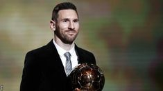 Lionel Messi wins Ballon D'Or for sixth time - Barcelona's Argentine superstar Lionel Messi received the 2019 Ballon d'Or award Monday for the sixth time. Messi was given the coveted award during a ceremony . Lionel Messi Barcelona, Juventus Team, Cristiano Ronaldo Juventus, Megan Rapinoe, Robert Lewandowski, Antoine Griezmann, Marc Andre Ter Stegen, Ballon D'or, Argentina