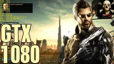 Deus Ex Mankind Divided | Gtx 1080 | Fps Performance Ultra!! 1080P