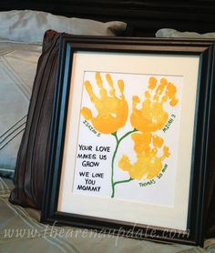 Simple Gift for Mom from Kids (Perfect for Mother's Day!) Arena Five: Your Love Makes Us Grow
