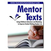 mentor-texts for writing workshop
