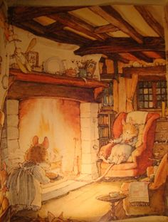 Brambly Hedge illustrations - Google Search