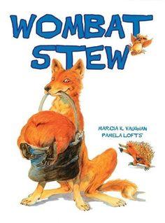 Best Children Books, Childrens Books, Toddler Books, Wombat Stew, Australian Animals, Book Week, Stories For Kids, Book Activities, Animal Activities