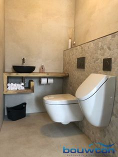 Toilet Room, Toilet Design, Bathroom Design Small, Amazing Bathrooms, Decoration, Home Design, New Homes, Interior, House