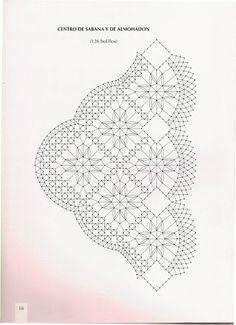 Labores bolillos 1 - fleursdebleuets - Picasa Web Albums