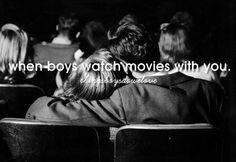When boys see movies that you want to see Quotes About Love And Relationships, Cute Relationships, Perfect Relationship, Relationship Goals, Youtube Gratis, Stupid Guys, Love Bears All Things, Girly Things, My Future Boyfriend