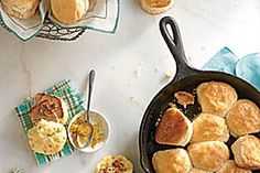 Citrus Pull-Apart Bread - Yeast Bread Recipes - Southern Living