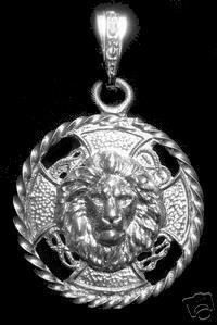big heavy celtic maltese cross lion pendant charm heavy sterling silver jewelry Real Sterling silver 925 pendant Charm jewelryLike this item find it at https://www.etsy.com/shop/princeofdiamonds