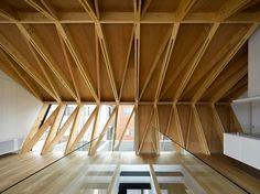 Casa envolvente, Matsuyama, Japón - Apollo Architects and Associates - foto: © Masao Nishikawa