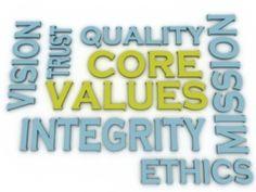 Core Company Values