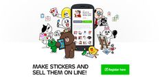 Chat App Line's User-Generated Sticker Program Nets $30M In Its First Six Months | TechCrunch