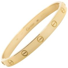 bracelet size boca gold bangles raton love yellow cartier bangle product