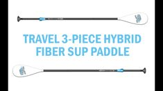"""Floating SUP paddle breaks down to 3 pieces for easy transportation and storage. Super light at only 1.8 pounds. Heavy duty fiberglass / carbon blend construction. Quik Levr™ camp makes length adjustments a snap; adjustable length made to fit wide range of paddler heights  """"It performed great! I was paddling in 17mph wind and it held up great. Assembly was so easy and it glided like a breeze in the water! It's an awesome product!"""" - J. Hamilton Loose Weight, How To Lose Weight Fast, Sup Paddle, Flat Shapes, Mermaid Blanket, To Loose, Learn To Crochet, Craft Stick Crafts, Paddle Boarding"""