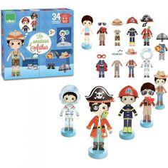 Vilac speelgoed, online bij Little Thingz Baby Toys, Snow Globes, 3 D, Puzzle, Coding, Adventure, Games, Minimum, Unique