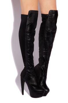 Lola Shoetique - Kryptonite - Black, $69.99 (http://www.lolashoetique.com/kryptonite-black/)