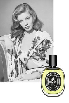 Looking for a new perfume? Get inspired by 14 of your favorite style icons' signature scents: Lauren Bacall