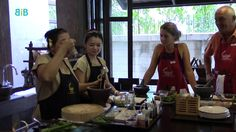 The movie that Margo made after our Thai coooking class in Bangkok!