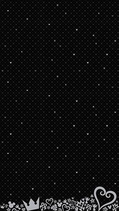 iPhone 6 – Kingdom Hearts Anniversary Wall by HalfLucan on DeviantArt - Modern Kingdom Hearts Wallpaper Iphone, Heart Wallpaper Hd, Black Phone Wallpaper, Kh Birth By Sleep, Kingdom Hearts Fanart, Kingdom Hearts Logo, Final Fantasy Cloud, Kindom Hearts, Heart Background