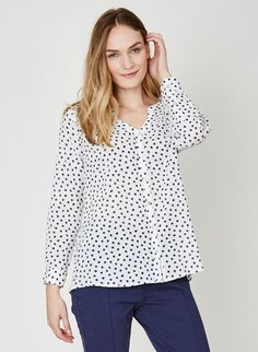 Marcel Organic Cotton Blouse
