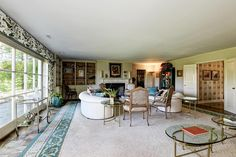 "While John F. Kennedy's family had its beloved compound in Hyannis Port, MA, the president's wife wanted something more private — and Jackie got it, in this country estate outside Washington, D.C. The First Lady dubbed it Wexford, and she loved the place. ""You have done the most fantastic job and everyone agrees that house is really a dream,"" she gushed in a letter to the couple who oversaw its renovation. ""One could not wish for anything more perfect — if only we could live in it all year…"