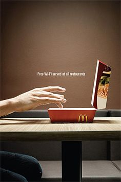 40 Clever Advertising Campaigns of McDonald's | The Design Inspiration