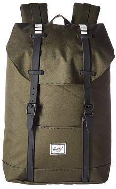 f5764ebaf48 Herschel Retreat Mid-Volume Backpack Bags Large Bags