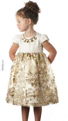 ALALOSHA: VOGUE ENFANTS: Exceptional dresses, kid's accessories...everything you need for that special day is here!