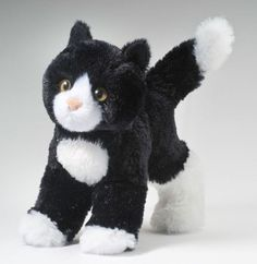 Stuffed Plush Toy Cat - Find out more what Cat Toys is for your cats at catsincare.com!