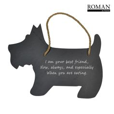 Happy World Poetry Day!   Why not write you favourite poem on one of our handcrafted chalk plaques?  Here's a dog Haiku poem to get you inspired.   Scottie Dog Shape Slate Door Plaque & Chalkboard | £2.00 |   #WorldPoetryDay #Art #doglovers #slate #dog
