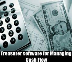 Treasurer software for Managing Cash Flow