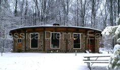 cordwood house | Cordwood Homes