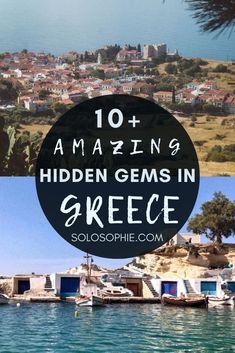 Best of Greece, Europe/ Hidden Gems & Secret Spots in Greece