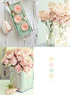 【カラーチャート】ピンクをかわいく見せる色   バニデザノート