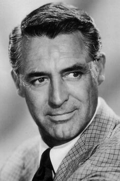 Cary Grant, so handsome!