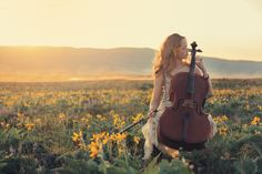 Pam Omohundro Photography - Cello Session