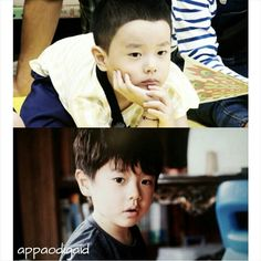 How come he is so different from his past now? Choi Joonyoung ♡