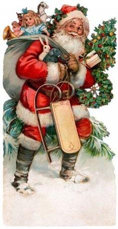 Santa Claus! by Manueeltje