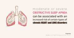 Learn the signs of Obstructive Sleep #Apnea These are common signs and symptoms seen with obstructive sleep apnea (OSA), a sleep disorder commonly seen in many adults and children. Adult Obstructive Sleep Apnea is an extremely common disorder in the Unite