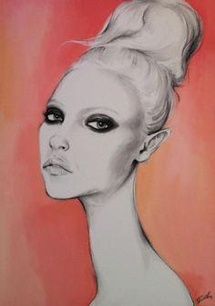 Pippa McManus #draw #painting #illustration