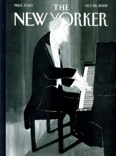 Sempe Cover for The New Yorker Magazine 2002