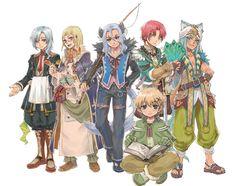 Harukanaru Toki no Naka de 2 Image - Zerochan Anime Image Board Inazuma Eleven Axel, Trio Of Towns, Jude Sharp, Harvest Moon Game, Rune Factory 4, Otaku, Anime Group, White Day, Fictional World