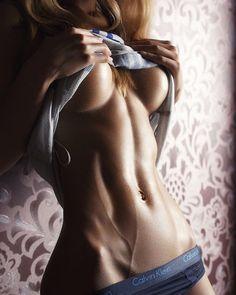 Abs Motivation!   @fitnessevolution_