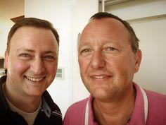 Mit Karl-Heinz Land, dem Chef von Neuland (www.neuland.eu)