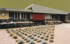 1957 Custom Alexander Home Palm Springs by hmdavid, via Flickr