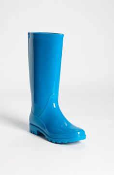 BP. 'Typhoon' Rain Boot (Women) | Nordstrom. They come in a great purple color as well. Just ordered myself a pair of these beauties :)